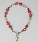 Bamboo Coral and Freshwater Pearls